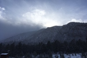 Spring Weather for Northern Arizona