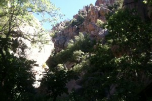 More on the  Mt Elden Crevice
