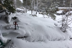 Big Snow Storms in Flagstaff